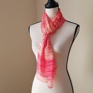 Calvin Klein oblong scarf wrap